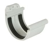 Jonction à joint pour gouttière PVC de 16 NICOLL JN16S coloris sable - Poutre HERCULE section 27x16 long.3,90m pour portée utile de 2.9 à 3.50m - Gedimat.fr