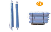 Film polyéthylène Bâtiment GR 150 microns larg.6m long.56m 335m² - Fer à béton cranté HLE 12 diam.12mm long.6m - Gedimat.fr