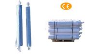 Film polyéthylène Bâtiment PR 200 microns larg.6m long.25m 150m² - Kit Spot en saille Spécial IP44 Flame 2x3.5W 230V - Gedimat.fr