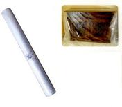 Film polyéthylène de protection spécial peintre bobineau larg.3m long.25m - Rencontre 4 départs pour faîtage TERREAL coloris tabac masse - Gedimat.fr