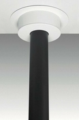 Plaque finition plafond 130 Ronde - Accessoires de ramonage - Chauffage & Traitement de l'air - GEDIMAT