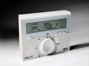 Thermostat programmable électronique DELTIA 8.00 - Thermostats - Programmateurs - Chauffage & Traitement de l'air - GEDIMAT