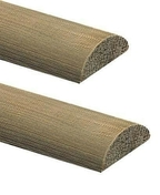Lisse 1/2 rondin en bois pin pour clôture croisée Long.2,50 x Haut.0,07 m - Poteau grand vent 3 en 1 gris anthracite sablé 1260mm - Gedimat.fr