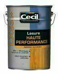 Lasure bois protection élevée indice 30 LX530 pot de 5L satinée incolore - Produits de finition bois - Peinture & Droguerie - GEDIMAT