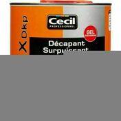 Décapant en gel AX DKP bidon 2L5 incolore - Décapants - Diluants - Peinture & Droguerie - GEDIMAT