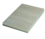 Plan de travail stratifié ép.38mm larg.1,2m long.4,1m R4 décor chêne blanchi - Plans de travail - Crédences - Cuisine - GEDIMAT
