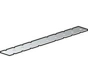 Feuillard galvanisé pour béton cellulaire - Clé à pipe débouchée acier chrome-vanadium 6 pans 10mm - Gedimat.fr