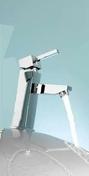 Mitigeur bain-douche SCUBA en laiton finition chromée - Bains-douches - Salle de Bains & Sanitaire - GEDIMAT