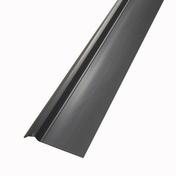 Bande d'egout PVC noir larg.20cm long.1,5 m - Brique terre cuite poteau POROTHERM R25 ép.25cm haut.24,9cm long.50cm - Gedimat.fr