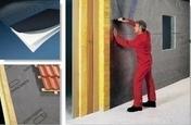 Ecran pare-pluie respirant PERMO® VERT rouleau larg.2,80m long.50m - Polystyrène expansé Knauf Therm ITEX Th38 SE R2F ép.220mm long.1,20m larg.60cm - Gedimat.fr