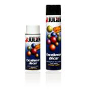 Bombe de peinture 400ml noir brillant - Bombes de peinture - Peinture & Droguerie - GEDIMAT