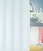 Rideau de douche bio PVC larg.1,80m haut.2,00m - Portes - Parois de douche - Salle de Bain & Sanitaire - GEDIMAT