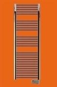 Radiateur sèche-serviettes UNO 500W larg.48cm haut.145,3cm prof.11cm chromé - Chauffage salle de bain - Salle de Bains & Sanitaire - GEDIMAT
