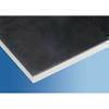 Plaque de plâtre + plomb BA13 KNAUF RX ép.13mm larg.0,60m long.2,60m - Bloc-porte EPURE en chêne haut.2,04m larg.83cm droit poussant finition moka brossé - Gedimat.fr