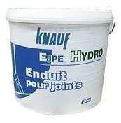 Enduit à joints prêt à l'emploi EJPE Hydro en seau de 25 kg - Gedimat.fr