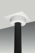 Plaque finition plafond 180 Carrée - Accessoires de ramonage - Chauffage & Traitement de l'air - GEDIMAT