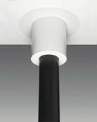 Elément droit de finition 180IG - 180 EM BL - Accessoires de ramonage - Chauffage & Traitement de l'air - GEDIMAT