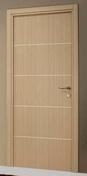 Portes d 39 int rieur gedimat for Bloc porte de service bois