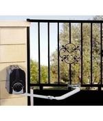 Motorisation à bras articulé 24V COMPAS kit pour portail battant vantail 2,3m - Arêtier de ventilation pour tuiles ROMANE-CANAL coloris ton mêlé atlantique - Gedimat.fr