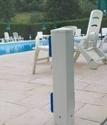 Alarme périmétrique sans fil pour piscine PRIMAPROTEC - Radiateur à inertie réfractite ETAMINE II 1500W haut.58cm larg.90cm prof.13,5cm blanc - Gedimat.fr
