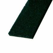Joint d'appui pour brique de verre ép.8mm long.2m larg.60mm - Brosse fil d'acier ondulé laitonné - Gedimat.fr