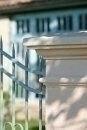 Piliers en pierre reconstituéeVALANCAY larg.35cm haut.182cm coloris naturel - Mamelon laiton brut fileté réduit 243 mâle diam.26x34mm femelle diam.15x21mm avec lien 1 pièce - Gedimat.fr