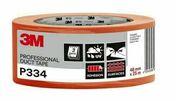 Adhésif toilé de façadier P334 larg.50mm long.25m coloris orange lot de 4+2 gratuits - Colles - Adhésifs - Quincaillerie - GEDIMAT