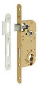 Boitier serrure à encastrer axe à 40mm pour cylindre - Thermostat programmable fil pilote radio DELTIA 8.13 - Gedimat.fr