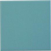 Carrelage pour sol ou mur en grés émaillé dim.10x10cm coloris pool blue - GEDIMAT - Matériaux de construction - Bricolage - Décoration