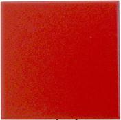 Carrelage pour sol ou mur en grés émaillé dim.10x10cm coloris red - Tuile de rive bardelis gauche ROMANE TBF coloris brun rustique - Gedimat.fr