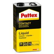 Colle contact PATTEX liquide bidon de 4k5 - Colles - Adhésifs - Peinture & Droguerie - GEDIMAT
