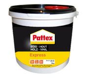 Colle à bois PATTEX express 5kg - Tige filetée acier zingué diam.16mm long.1m en lot de 10 pièces - Gedimat.fr