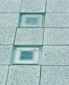 Pavé lumineux LUMI-SOL ép.58mm dim.19,8x19,8cm - GEDIMAT - Matériaux de construction - Bricolage - Décoration