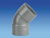 Coude d'évacuation en PVC à 45° femelle-femelle diam.63mm - Poutre HERCULE section 27x16 long.2,70m pour portée utile de 1.7 à 2.30m - Gedimat.fr