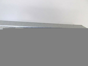 Montant STIL M 48 - 2,55m - Bloc-porte postformé RENNES huisserie 88x55mm prépeinte à recouvrement haut.2,04m larg.73cm droit poussant - Gedimat.fr