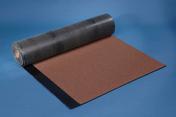 Feuille d'étancheité soudable ou collable en bitume élastomère SBS PARASTAR coloris brun 46 - Tuile à douille pour CANAL GELIS et CANAL 230-50 diam.120mm coloris rouge - Gedimat.fr