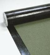 Parafor Solo FE GS gris 30 SIPLAST - rouleau 7m² - Volet battant lames verticales renforcées URDA bois (sapin) ép.27mm 1 vantail B1 - gauche - haut.2,15m larg.80cm - Gedimat.fr