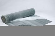 Chape souple de bitume armé VERETANCHE rouleau larg.1m long.8m - Emaux de verre de 2,5x2,5cm antidérapant ECOSTONE sur trame de 31,1x31,1cm coloris silver - Gedimat.fr