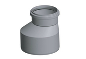 Augmentation excentr�e PVC SDR34 CR8 diam.125/110mm - C�ble �lectrique unifilaire cuivre H07VU section 1,5mm� coloris bleu en bobine de 100m - Gedimat.fr