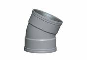 Coude PVC CR8 FF 30° diam.160mm TYPE SDR 34 - Bande de chant mélaminé pré-encollé ép.4mm larg.23mm long.100m Chêne Daimyo - Gedimat.fr