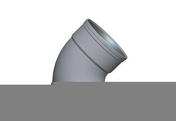 Coude PVC CR8 FF 45° diam.200mm TYPE SDR 34 - Kit gabion 50x50x30 cm maille 5x2,5 cm fil de diamètre 4,5 mm - Gedimat.fr