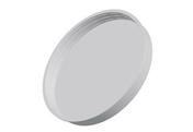 Bouchon polyéthylène mâle diam.315mm - Chant plat Samba 2 arrondis section 6x40mm long.2,40m - Gedimat.fr
