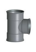 Culotte PVC CR8 FFF 87°30 diam.250X200mm type SDR 34 - Tube en PVC assainissement CR8 diam.160mm long.3m - Gedimat.fr