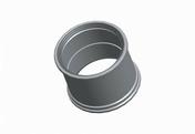 Manchon PVC CR8 avec butée diam.125mm type SDR34 - Feuille de stratifié HPL sans Overlay pour plan de travail ép.0.8mm larg.1,30m long.3,05m décor Berlin finition Velours bois poncé - Gedimat.fr