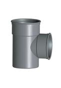 Culotte PVC MFF 87°30 diam.125X125mm type SDR 34 - Tuyaux - Gaines - Grillages avertisseurs - Matériaux & Construction - GEDIMAT