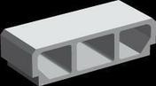 Entrevous béton ép.16cm larg.53cm long.20cm - Portail coulissant YUKON en aluminium haut.1,60m largeur entre piliers 4,00m gris RAL 7016 STR - Gedimat.fr