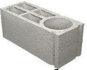 Bloc béton de chaînage vertical PLANIBLOC NF B40 ép.20cm haut.25cm long.50cm - Blocs béton - Matériaux & Construction - GEDIMAT