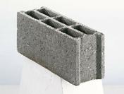 Bloc béton creux PLANIBLOC NF B40 ép.15cm haut.20cm long.50cm - Poutre en béton précontrainte PSS LEADER section 20x20cm long.3,80m - Gedimat.fr