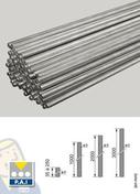 Tige filetée D6 - 2000mm - fagot de 50 pièces - Cheville nylon technologie multi-matériaux diam.8mm long.40mm 360 pièces - Gedimat.fr