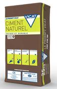 Ciment prompt VICAT CE NF sac de 25kg - Hydrofuge en poudre SUPER SIKALITE dose de 1kg - Gedimat.fr